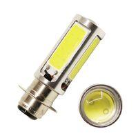 1PCS H6M PX15d alta qualidade Xenon Branco COB LED Para ATV Car Motor Bike Headlight Bulb Fog Light Lamp DC12V