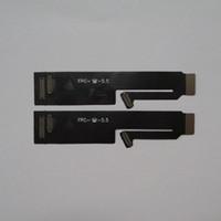 شاشة LCD اختبار الكابلات المرنة لابل اي فون 6G / 6 زائد CDMA GSM PCB موصل الحبل الشريط