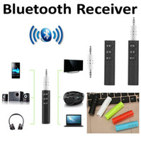 Bluetooth 4. 1 Car Aux Audio Wireless Receiver Adapter Handsf...