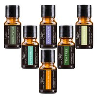 100% Therapeutic Grade Pure Essential Oil Top 6 10ML Massage...
