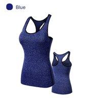 Drop Shipping XXXX Male vêtements de sport OEM sans couture sexy fitness débardeur de compression pour les femmes