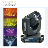 2 Pz / lotto Zita Lighting Moving Head Luci Sharpy Beam 5R 200W Stage Lighting Zoom Spot Lighting DMX512 DJ Disco Wedding Party Event Effect