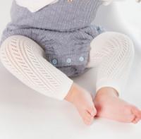 Çocuklar Hole Sıkı Bebek Kız Hollow Tığ Tozluk Toddlers Pamuk Tayt İlkbahar Yaz Kızlar Dans Çorap Dipleri R2264
