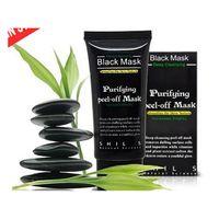 Haute qualité compères Deep Cleansing Masque Noir Cleaner Pore 50 ml purifiant Peel-off Masque comédons Masque du visage Soins du visage gratuit DHL
