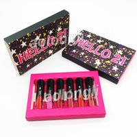 Makeup lipstick Hello 21 Birthday Lip gloss mini kit Hello 2...