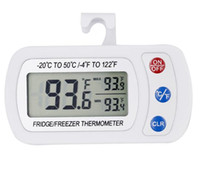 Холодильник температуры термометр запись морозильник, измеритель температуры пищевой морозильник, электронный цифровой супермаркет бытовой