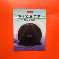2pcs / set fixar Gel Pads forte deslizamento Fixo Anti Mat antiderrapante Car Painel Wall Sticker Pad Magia Car Phone Holder