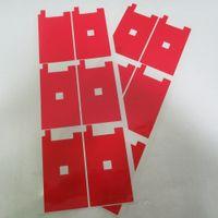Adesivo pellicola rossa Pellicola protettiva per retroilluminazione carta per iphone 6 6plus LCD Sreen Display retroilluminato Adesivo Rifacimento adesivo