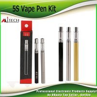 Original Mjtech 5S Disposable Vape Pen Starter Kit C1 C2 Thi...