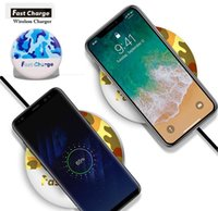 2018 New Arrival Wireless Charger For iPhone X portable Pad ...