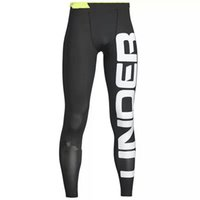 Mens Pro Sports Outdoor Running Leggings Pants Basketball Jo...