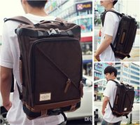 hot sell fashion 3 color Large Capacity Men Backpack Laptop ...