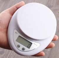 Draagbare Digitale Keukenschaal ACC 5KG X 1G Keukenweegschaal Snel Gratis Verzending