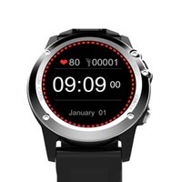 IP68 Waterproof H1 SmartWatch 1. 39 inch 400*400 GPS Wifi 3G ...
