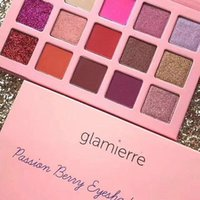 Newest Makeup Palette!!Glamierre 15colors Passion Berry Eyes...