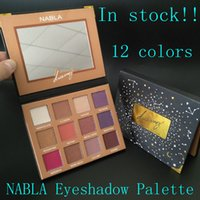 Top quality!! Makeup NABLA Dreaming Eyeshadow palette Shimme...