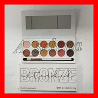 New Kylie cosmetics bronze Pressed Powder Palette Eyeshadow ...
