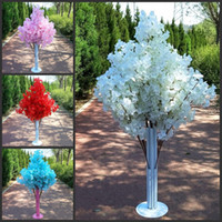 New Arrival Cherry Blossoms Tree Road Leads Wedding Runner A...
