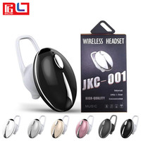 JKC 001 Bluetooth Wirless Headphone Single Ear V4. 1 Sports I...