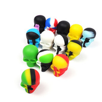 1pcs Skull Silicone Container FDA & FLGB 22approved Wax Dab ...