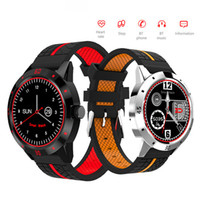 N6 Fashion Smartwatch Heart rate monitor Smart Watch Men Spo...