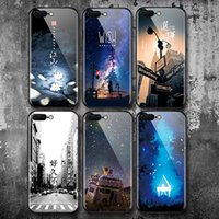 Super Anti- knock Ultra- thin tempered glass Phone Case Protec...