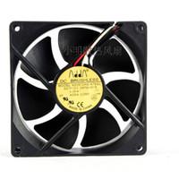원래 ADDA 9025 9CM / cm 12V 0.25A 3 핀 섀시 팬용 AD0912HS-A76GL