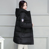 Mulheres Outono Inverno Moda Jacket Casaco feminino longo Parka com capuz Casacos básicas Casual Sobretudo Casacos Casacos
