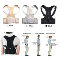 Magnetic Therapy Posture Corrector Brace Shoulder Back Suppo...