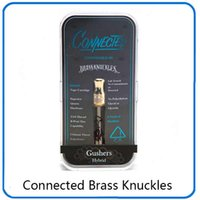 Newest Connected Brass Knuckles Cartridges Atomizers Dual Co...