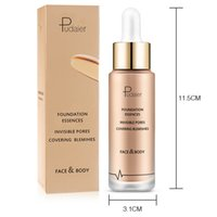 Hot and new Pudaier 6 Colors Foundation Waterproof Liquid Fo...