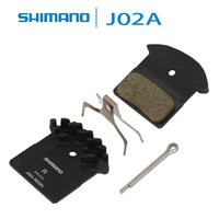 SHIMANO J02a Pads DEORE XT SLX DEORE J02a Cooling Fin Ice Te...