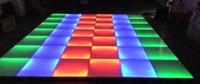 DMX-Controller, 5050 RGB 3in1 LED-Effekt-Tanzfläche, Pixel-Tanzboden, LED-Tanzfläche zum Verkauf LLFA