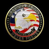 US Army Commemorative Coin American Eagle badge air force na...