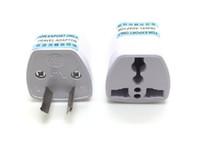 Multi Plug Adapter Australische Regels Australië Standaard Adapter Multifunctionele Pluggen Australië Travel Adapter Exchange Power Cable 20PCS