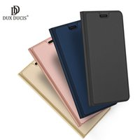 DUX DUCIS Luxury Book Flip PU Leather Stand Case for Samsung...