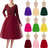 Full Tutu Tulle Skirts 2018 Short Prom Party Dresses Ball Go...