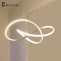 Kreative Moderne LED Pendelleuchte für Wohnzimmer Schlafzimmer Esszimmer Hängen Lampe LED Pendelleuchte Home Beleuchtung Lüster