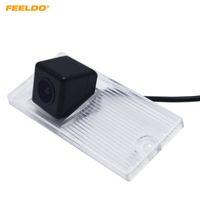 FEELDO voiture CCD caméra de recul pour KIA Sportage (KM 04 ~ 10) Sorento (MK1 03 ~ 08) Parking Kit de caméra de recul # 4018