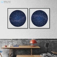 Art Print Poster Wall Pictures Canvas Painting Custom Home D...