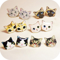High Quality Fashion Lovely Classic Cartoon Earrings Animal ...