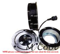 Nuevo DKV10R Compresor de CA Embrague para automóvil Subaru Forester Impreza 73111-SA010 73111fg001 506021-7572 5060217572 94008331A 0986J41043