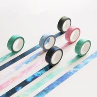 Masking tapes for diary album scrap decoration Stationery 7 ...