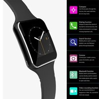 X6 Watch Smart Watch Mens Watches SIM Card TF Device Wearable Smartwatch For Android Smart Phone