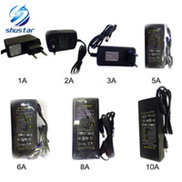 LED Power Supply 110- 240V AC DC 12V 2A 3A 4A 5A 6A 7A 8A 10A...