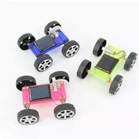 DIY solar toys car diy solar educational toy colorful solar ...