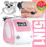 Fat Reduction 5In1 Radio Frequency Cavitation Vacuum Slimmin...