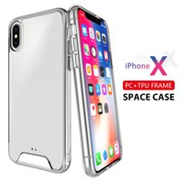 Premium For iPhone X 8 7plus Clear Back Cases Scratch Resist...