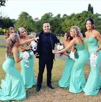 2018 Country Style Teal Bridesmaid Dresses Sexy Spaghetti St...