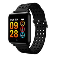 Smart Watch M19 Heart Rate Fitness Bracciale Sleep Monitor Fitness Tracker Blood Pressure Watch IP67 Impermeabile Color Screen Band
